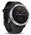 Смарт-часы Garmin vivoactive 3 stainless steel (010-01769-02)