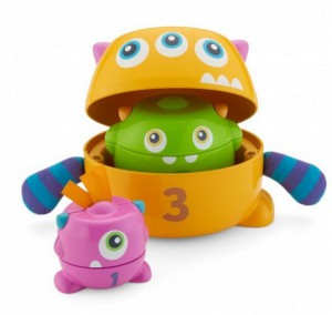 фото Развивающая игрушка Fisher-Price 'Монстрик 3 в 1' (FNV36) #2