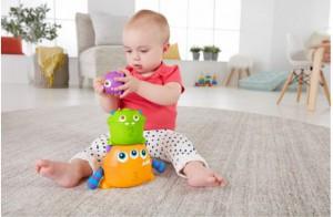 фото Развивающая игрушка Fisher-Price 'Монстрик 3 в 1' (FNV36) #6
