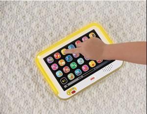 фото Розумний планшет з технологією Smart Stages (укр.) Fisher-Price (FBR86) #4