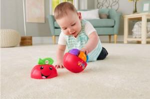фото Розвиваюча іграшка - сортер Fisher-Price 'Розумне яблучко' (FLN88) #7