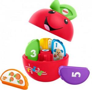 фото Розвиваюча іграшка - сортер Fisher-Price 'Розумне яблучко' (FLN88) #4