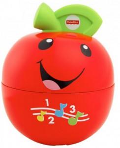фото Розвиваюча іграшка - сортер Fisher-Price 'Розумне яблучко' (FLN88) #2