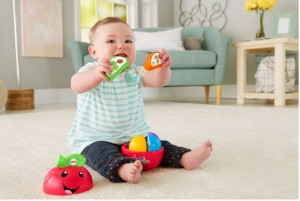 фото Розвиваюча іграшка - сортер Fisher-Price 'Розумне яблучко' (FLN88) #3