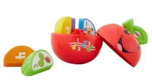 фото Розвиваюча іграшка - сортер Fisher-Price 'Розумне яблучко' (FLN88) #5