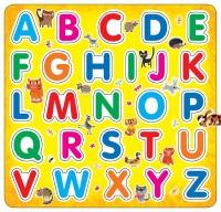 Книга Английский алфавит на магнитах
