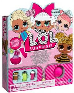 Настольная игра L.O.L.Surprise с четырьма эксклюзивными аксессуарами L.O.L. (SM98234/6042059)