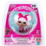 Пазл фигурный 'Кукла L.O.L.Surprise' со стикерами для украшения (SM98349/6042054)
