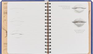 фото страниц Sketchbook: Drawing people #2