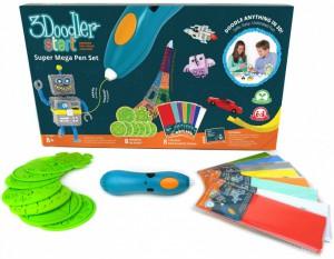 3D-ручка 3Doodler Start для детского творчества 'Мегакреатив'