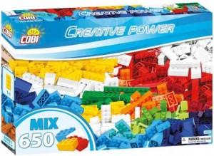 Конструктор COBI Набор кубиков 'Creative Power' 650 деталей (COBI-20651)