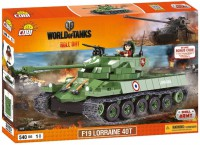 Конструктор COBI 'World Of Tanks F19 Лоррейн 40T' 540 деталей (COBI-3025)