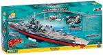 Конструктор COBI 'World Of Ships Линкор Тирпиц' 1959 деталей (COBI-4809)