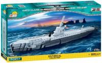 Конструктор COBI 'Подводная лодка Ваху (SS-238)' 700 деталей (COBI-4806)