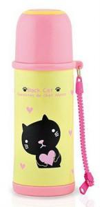 Термос Fissman черный котенок 480 мл (VA-9693.480)
