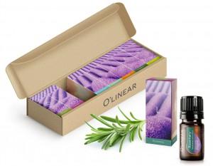 Подарок Подарочный набор эфирных масел O'Linear 8 х 10 мл (EO-S8 OL UA)