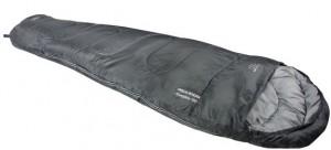 Спальный мешок Highlander Sleepline 250 Mummy/+5°C Charcoal (Left) (925869)