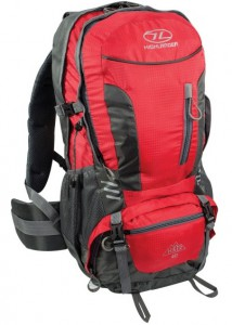 Рюкзак туристический Highlander 'Hiker 40 Red' (925863)