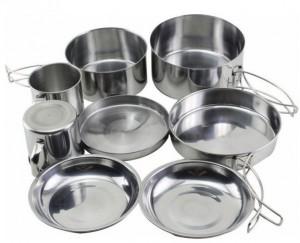 Набор посуды Highlander Peak Weekender Cookware Kit (925854)