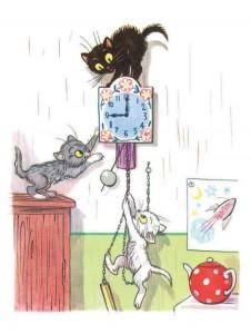 фото страниц Самая лучшая книга в рисунках В. Сутеева #6