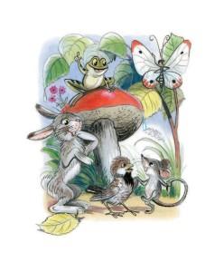 фото страниц Самая лучшая книга в рисунках В. Сутеева #4