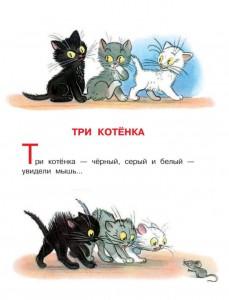 фото страниц Самая лучшая книга в рисунках В. Сутеева #7
