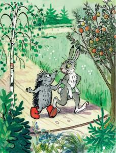 фото страниц Самая лучшая книга в рисунках В. Сутеева #2