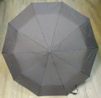 Подарок Зонт 'Bellisimo' полуавтомат с волшебной проявкой (10 спиц, коричневый)
