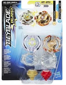 Игровой набор волчков Hasbro Beyblade Кайнокс и Виврон W2 (B9491/E1064)
