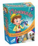 Настольная игра Dream Makers 'Пиноккио' (1718_UA)