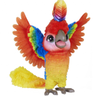 Интерактивная игрушка Hasbro FurReal Friends 'Попугай Кеша' (E0388)