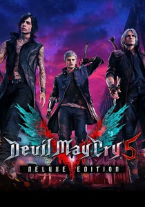 Игра Ключ для Devil May Cry 5  Deluxe Edition - RU