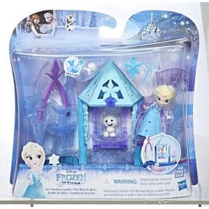 Игровой набор Hasbro ' Холодное Сердце '(кукла и домик) (E0096)