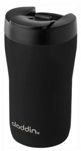 Термочашка Aladdin Latte 0.25 л, чорная (6939236342766)
