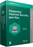 Программа Антивирус Kaspersky Internet Security для Mac на 1 год