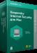 Программа Антивирус Kaspersky Internet Security для Mac на 1 год
