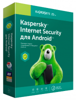 Программа Антивирус Kaspersky Internet Security для Android на 1 год
