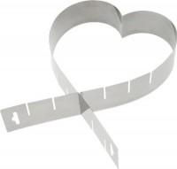 Форма Westmark сердце для выпечки (W31342270)