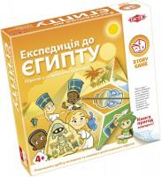 Настільна гра Tactic 'Експедиція до Єгипту' (55685)