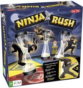 Настільна гра Tactic 'Ніндзя, поквапся' (55401)