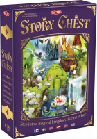 Настільна гра Tactic 'Скринька історій' (55398)