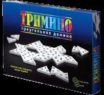 Настольная игра Нескучные Игры Тримино (треугольное домино) (7059)