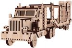 фото Дерев'яний 3Д конструктор 'Peterbilt Transporter' (108689) #2