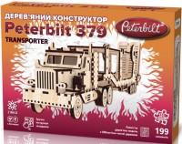 Дерев'яний 3Д конструктор 'Peterbilt Transporter' (108689)