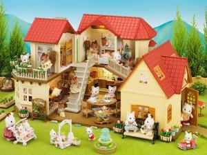 фото Набор Sylvanian Families 'Домик Шоколадного Кролика' (5242) #4