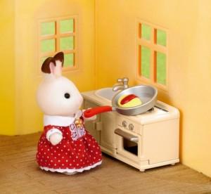 фото Набор Sylvanian Families 'Домик Шоколадного Кролика' (5242) #6