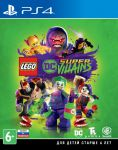 игра LEGO DC Super-Villains PS4 - Русская версия