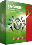 Программа Антивирус Dr.Web Security Space 3 Месяца 1 ПК + 1 моб. REG FREE