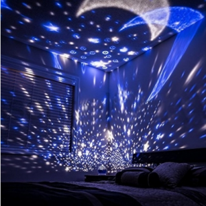 фото Вращающийся проектор-ночник Звездное небо UFT STARMASTER DREAM #2