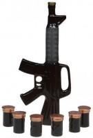 Подарок Подарочный набор для алкогольных напитков M16 (161-17121078)